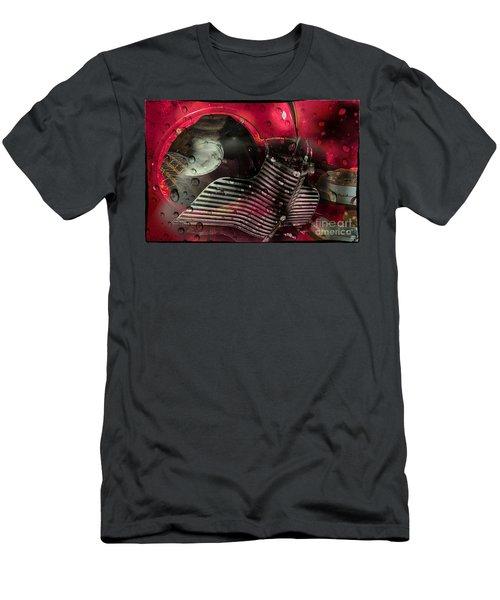 Dreams Of Past Glory Men's T-Shirt (Athletic Fit)