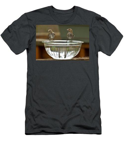 Drink Up Men's T-Shirt (Athletic Fit)