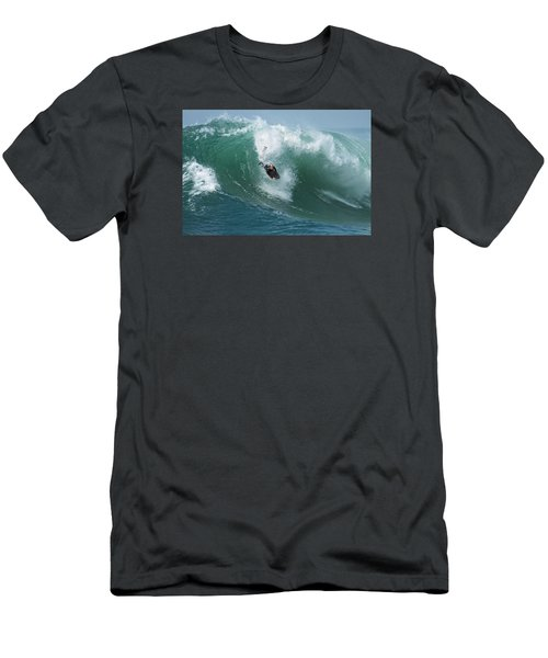 Dropping In Men's T-Shirt (Athletic Fit)