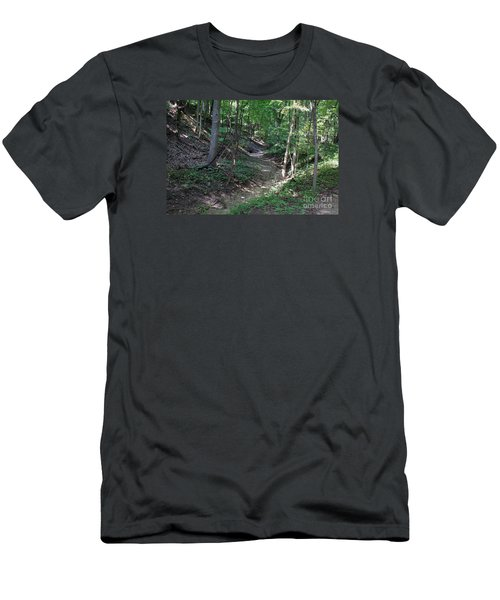 Dry Creek Men's T-Shirt (Athletic Fit)