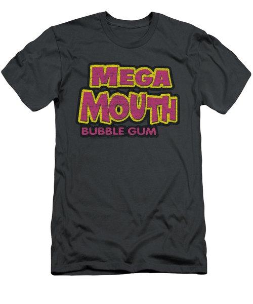 Dubble Bubble - Mega Mouth Men's T-Shirt (Athletic Fit)