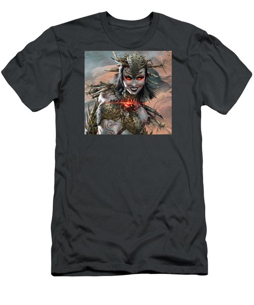 Duels Of The Planeswalkers 2014 Persona Ten Men's T-Shirt (Athletic Fit)