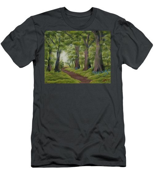 Duff House Walk Men's T-Shirt (Athletic Fit)
