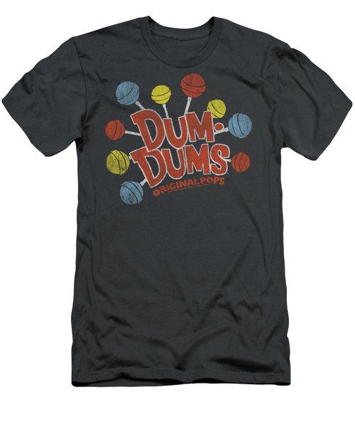 Dum Dums - Original Pops Men's T-Shirt (Athletic Fit)