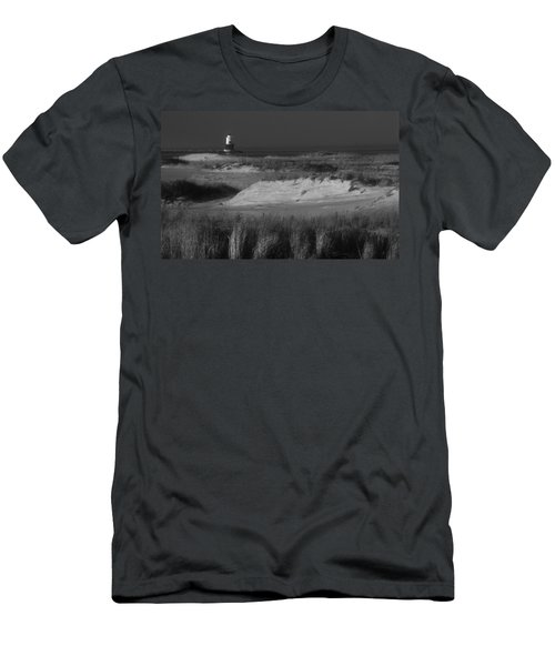 Dunes At Cape Henlopen Men's T-Shirt (Athletic Fit)