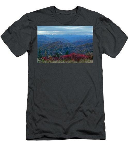 Dusk In Pastels Men's T-Shirt (Athletic Fit)