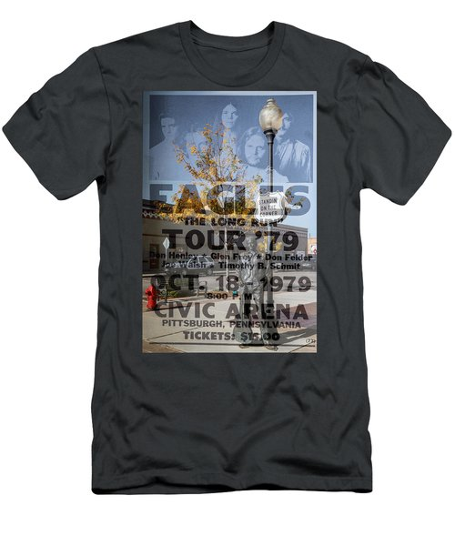 Eagles The Long Run Tour Men's T-Shirt (Athletic Fit)