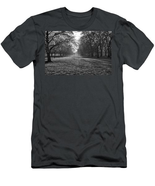Early Morning In Hyde Park Men's T-Shirt (Athletic Fit)