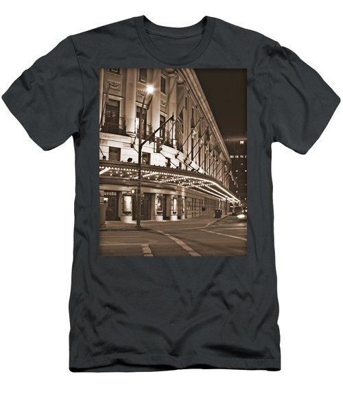 Eastman Theater Men's T-Shirt (Slim Fit) by Richard Engelbrecht