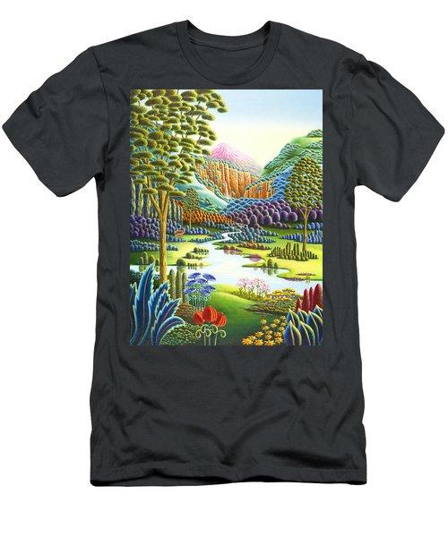 Eden Men's T-Shirt (Athletic Fit)