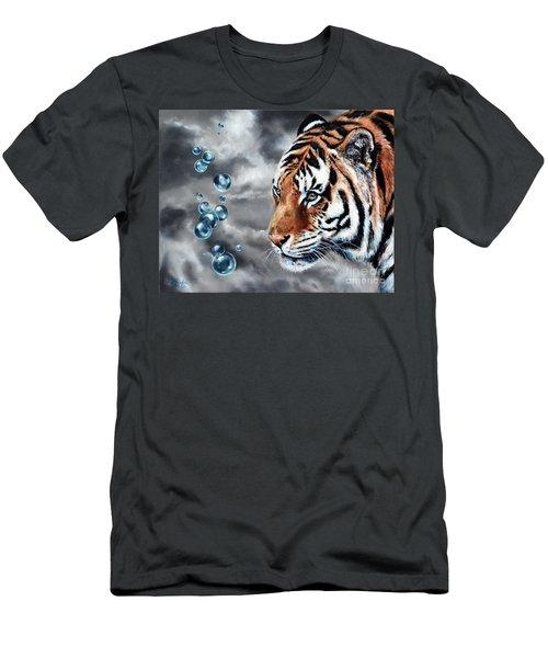 Effervescent Men's T-Shirt (Athletic Fit)