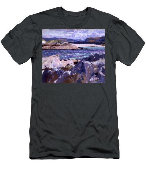 Eilean Annraidh From The North End Men's T-Shirt (Athletic Fit)