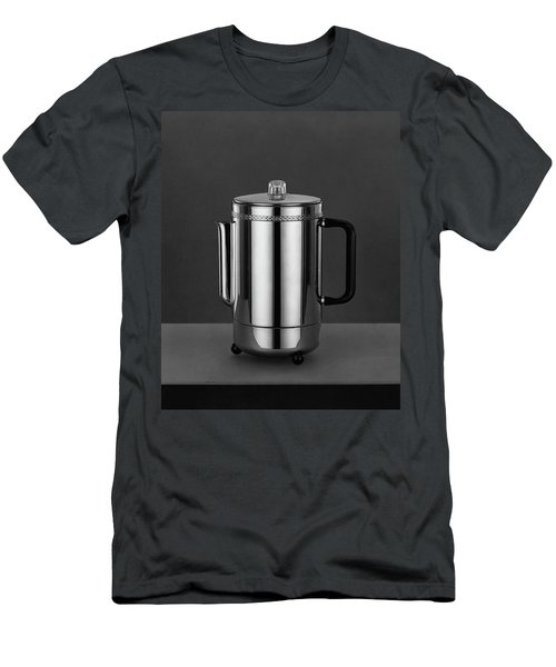 Electric Percolator Men's T-Shirt (Athletic Fit)