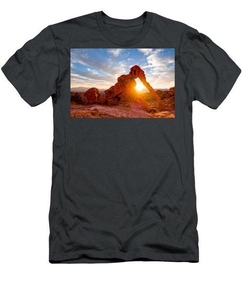 Elephant Rock Men's T-Shirt (Athletic Fit)