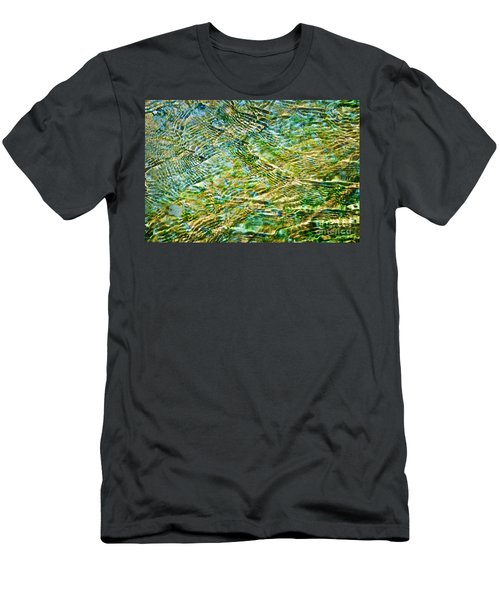 Emerald Water Men's T-Shirt (Athletic Fit)