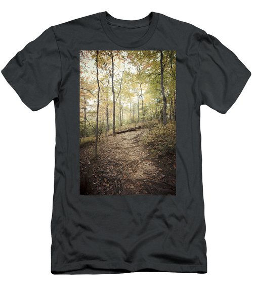 Enchanting Forest Men's T-Shirt (Athletic Fit)