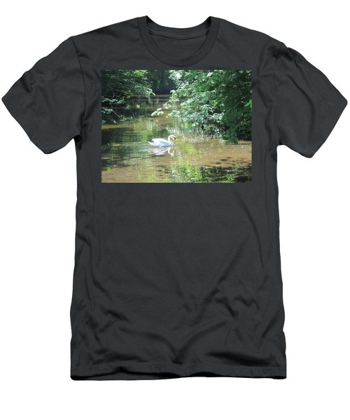 Men's T-Shirt (Slim Fit) featuring the photograph Enchantment by Pema Hou