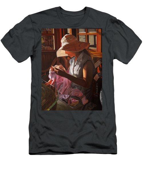Enfamil At Ha Long Bay Vietnam Men's T-Shirt (Slim Fit)