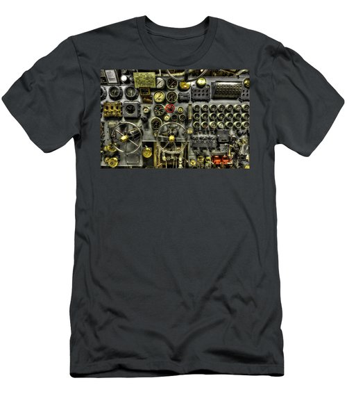 Engine Room Men's T-Shirt (Athletic Fit)