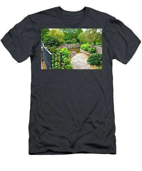 Enter The Garden Men's T-Shirt (Athletic Fit)