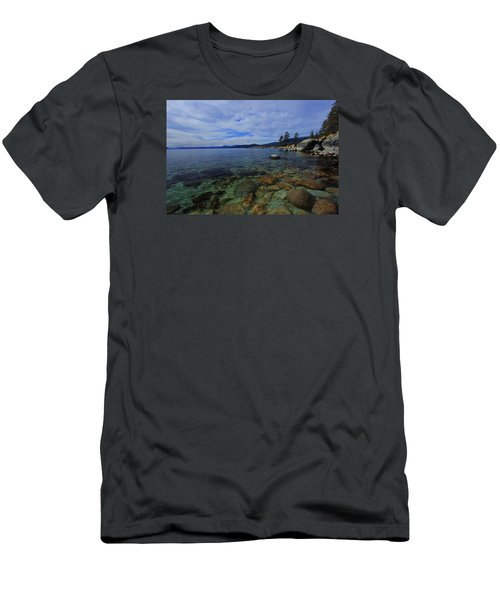 Men's T-Shirt (Slim Fit) featuring the photograph Enter Willingly  by Sean Sarsfield