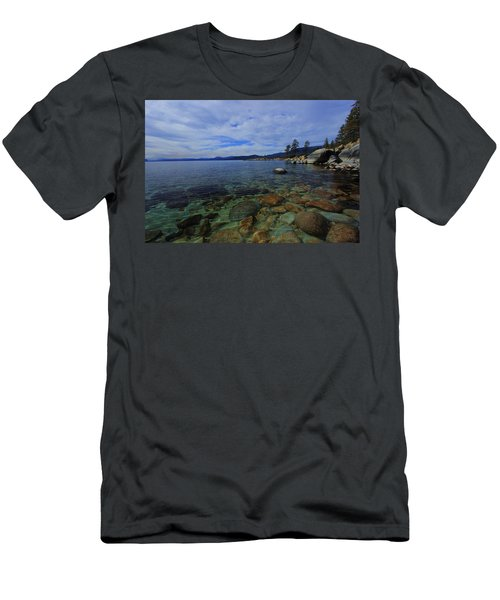 Enter Willingly  Men's T-Shirt (Athletic Fit)