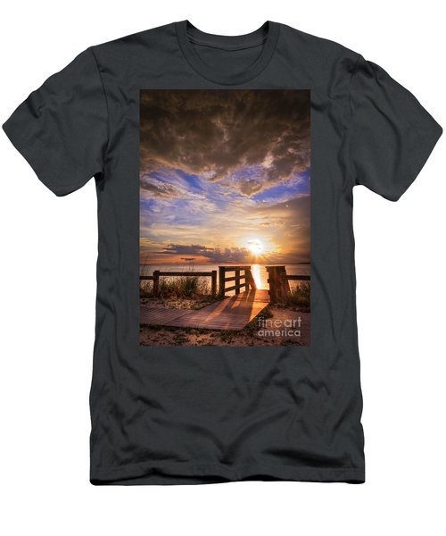 Essence Of Light Men's T-Shirt (Athletic Fit)
