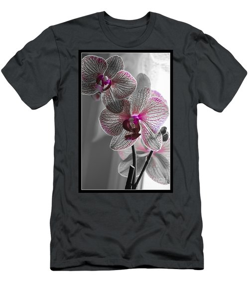Ethereal Orchid Men's T-Shirt (Athletic Fit)