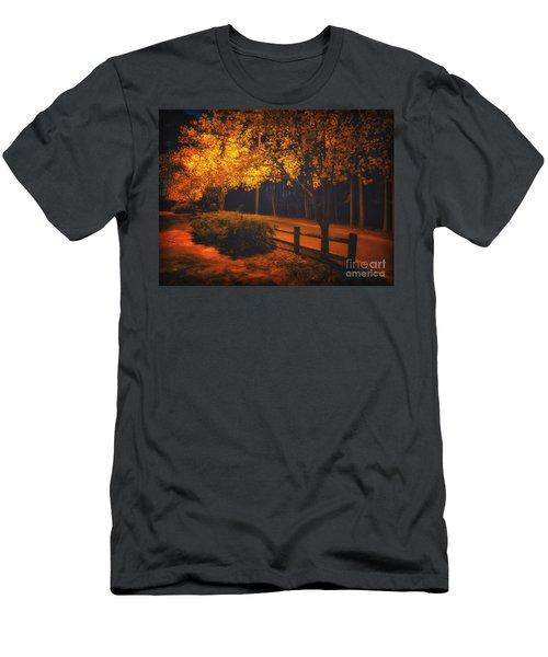 Evening Glow Men's T-Shirt (Athletic Fit)