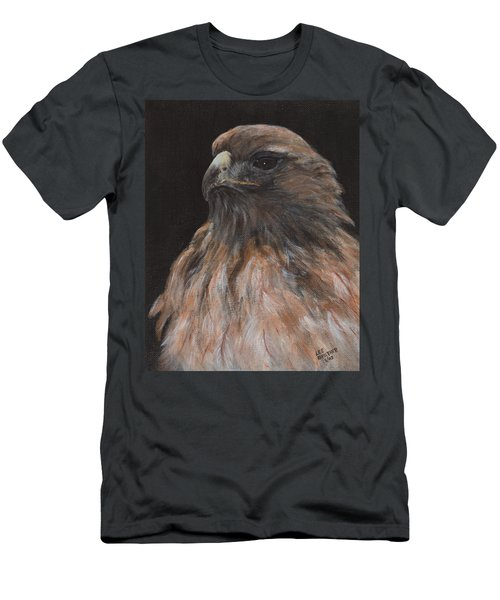 Ever Vigilant Men's T-Shirt (Slim Fit) by Lee Beuther