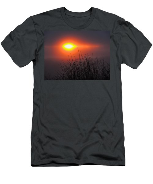 Eye Of Winter Men's T-Shirt (Athletic Fit)