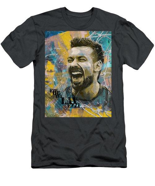 Ezequiel Lavezzi Men's T-Shirt (Athletic Fit)