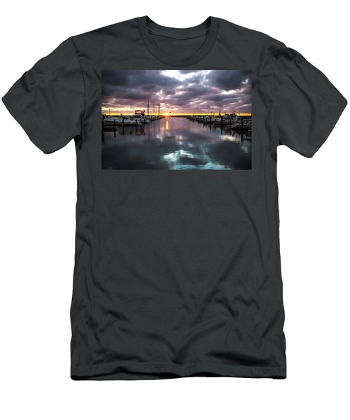 Face In The Water Men's T-Shirt (Athletic Fit)