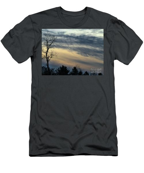 Fade To Black Men's T-Shirt (Athletic Fit)