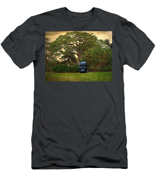 Miami Fairchild Gardens Men's T-Shirt (Athletic Fit)