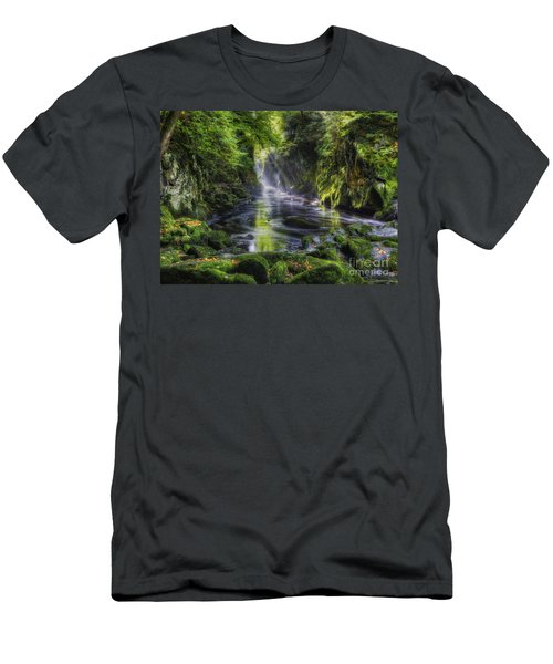 Fairy Glen Men's T-Shirt (Athletic Fit)