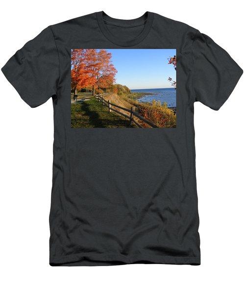 Fall Beauty Men's T-Shirt (Athletic Fit)