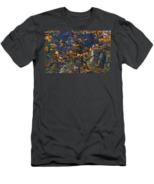 West Fork Tapestry Men's T-Shirt (Athletic Fit)