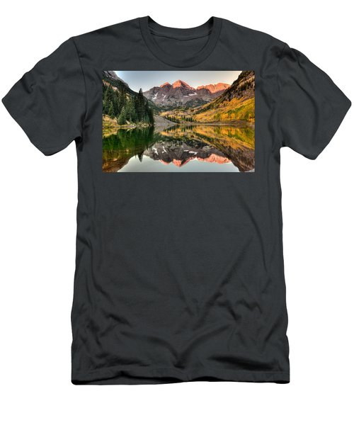Fall N Reflections Men's T-Shirt (Athletic Fit)