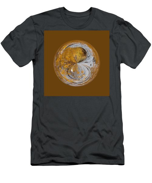 Fall Orb Men's T-Shirt (Athletic Fit)