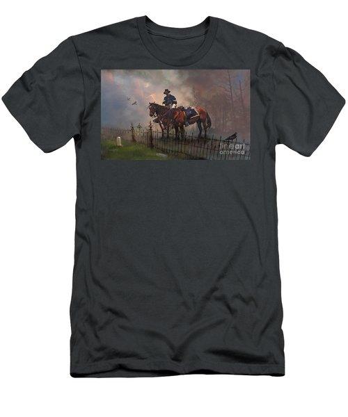 Fallen Comrade Men's T-Shirt (Athletic Fit)
