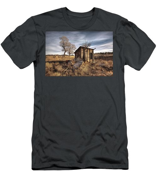 Fallen Windmill Men's T-Shirt (Athletic Fit)