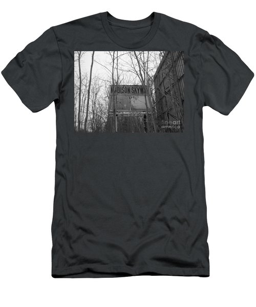 Men's T-Shirt (Slim Fit) featuring the photograph Family Night  by Michael Krek