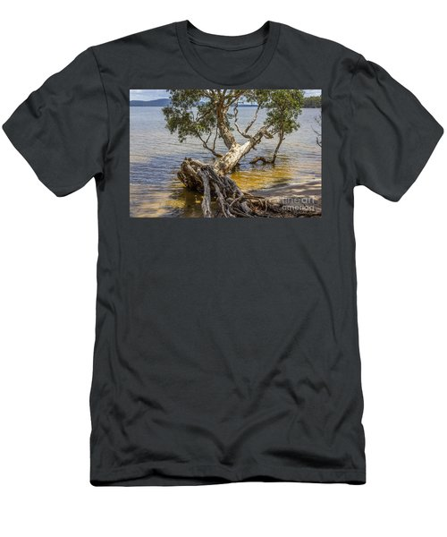 Farewell Men's T-Shirt (Athletic Fit)