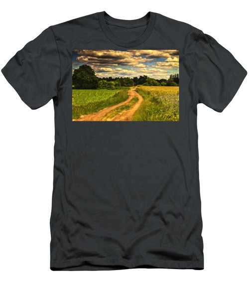 Farm Country Germany Ger3700 Men's T-Shirt (Athletic Fit)