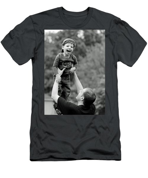 Father And Son IIi Men's T-Shirt (Athletic Fit)
