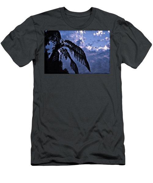 Fern At Twilight Men's T-Shirt (Athletic Fit)