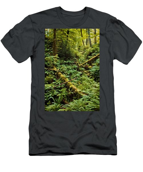 Fern Hollow Men's T-Shirt (Athletic Fit)