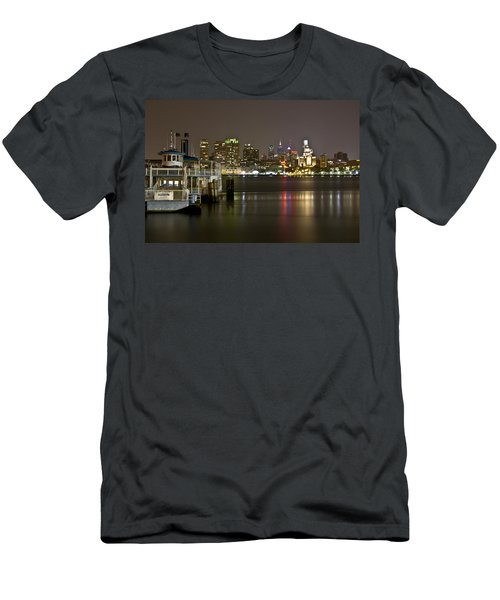 Ferry To The City Of Brotherly Love Men's T-Shirt (Athletic Fit)