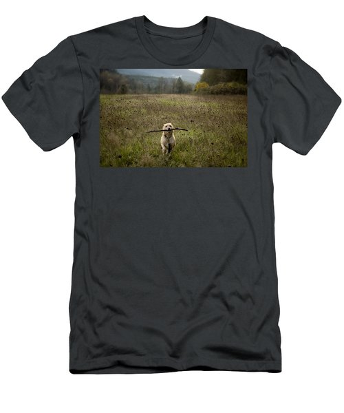 Fetching Men's T-Shirt (Athletic Fit)